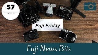 Fuji News Bits - Future Camera Releases?