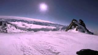 Катание на лыжах - Куршевель (Courchevel)(Чеченцы катаются на лыжах в Куршевеле - январь 2016., 2016-01-31T21:49:19.000Z)