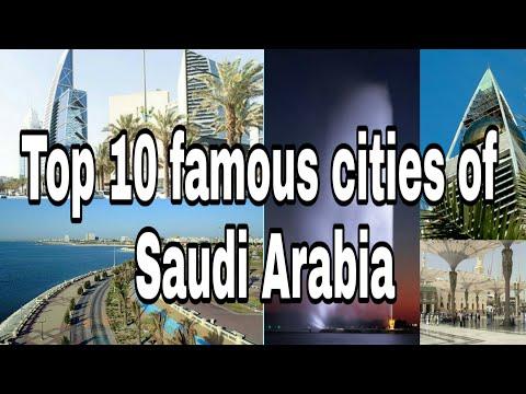 Top 10 famous cities of Saudi Arabia | Indian life in Saudi