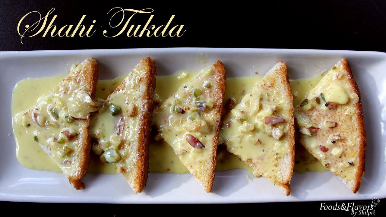Sahi tukda recipe homemade indian sweets and dessert recipes by sahi tukda recipe homemade indian sweets and dessert recipes by shilpi youtube forumfinder Image collections