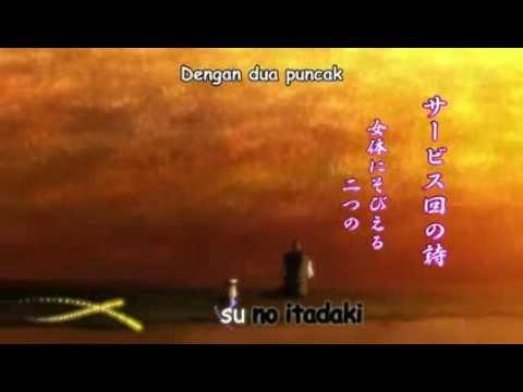 Binbougami ga! Oppai Song + Lirik Indo & Jepang