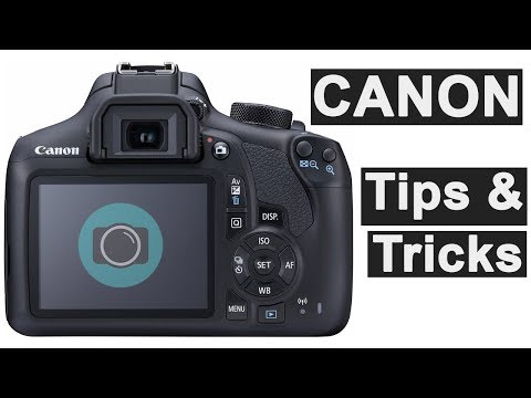 Canon photography tips and tricks for beginners - get more from your camera.