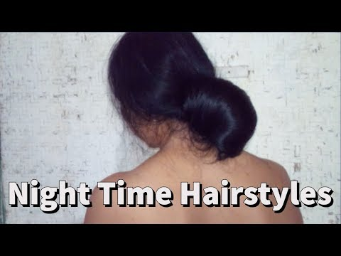 Night Time Hairstyles