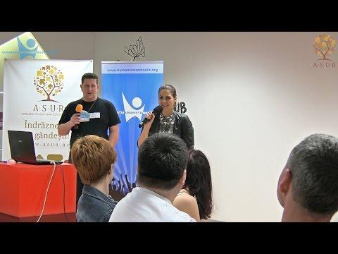 Yvan Dheur & Cristina Iacob: Strategies for a Humanist Europe