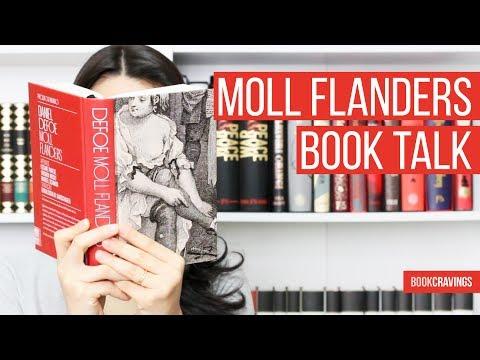 A Super Entertaining Classic Book | Moll Flanders Book Talk | BookCravings