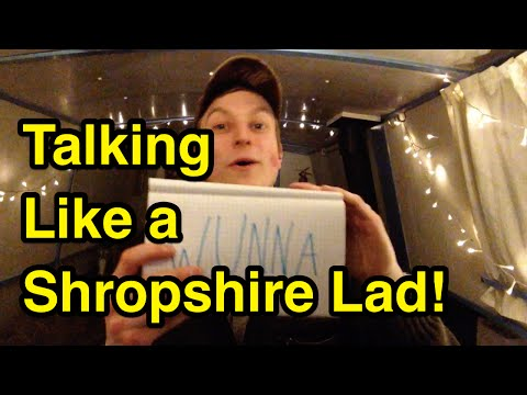 DBM: How to Speak like a Shropshire Lad (British Accent)