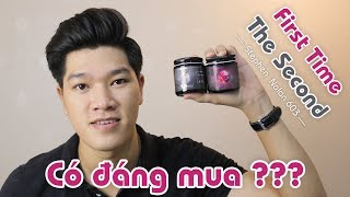 Review First Time & The Second của nhà Stephen Nolan 603