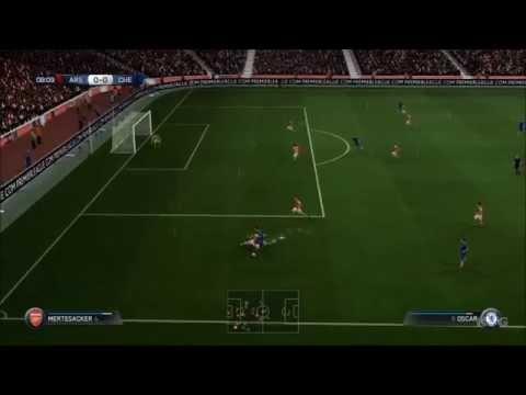 FIFA 15 - Arsenal vs Chelsea Gameplay [HD]