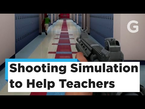 Game Trains Schools For Mass Shooting Response