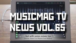 Harmony Eight - вокальный гармонайзер для iOS