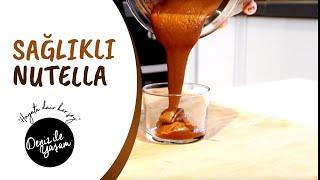 Download Video 4 Malzeme ile Ev Yapımı Sağlıklı Nutella / Deniz Topaç Önal MP3 3GP MP4
