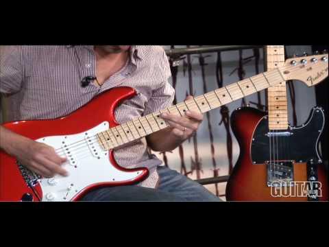 Fender American Special Guitars