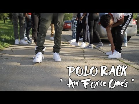 Polo Rack - Air Force One