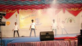 Baygo baygo Marathi Song Dance choreography #Theemcollege