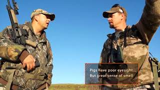 2015 - Russian Boar Hunt - Part 1