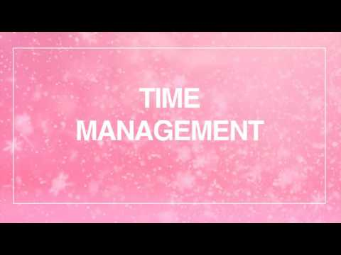 OLE MISS PNM PREP SERIES #3: TIME MANAGEMENT AND CHAPTER OBLIGATIONS