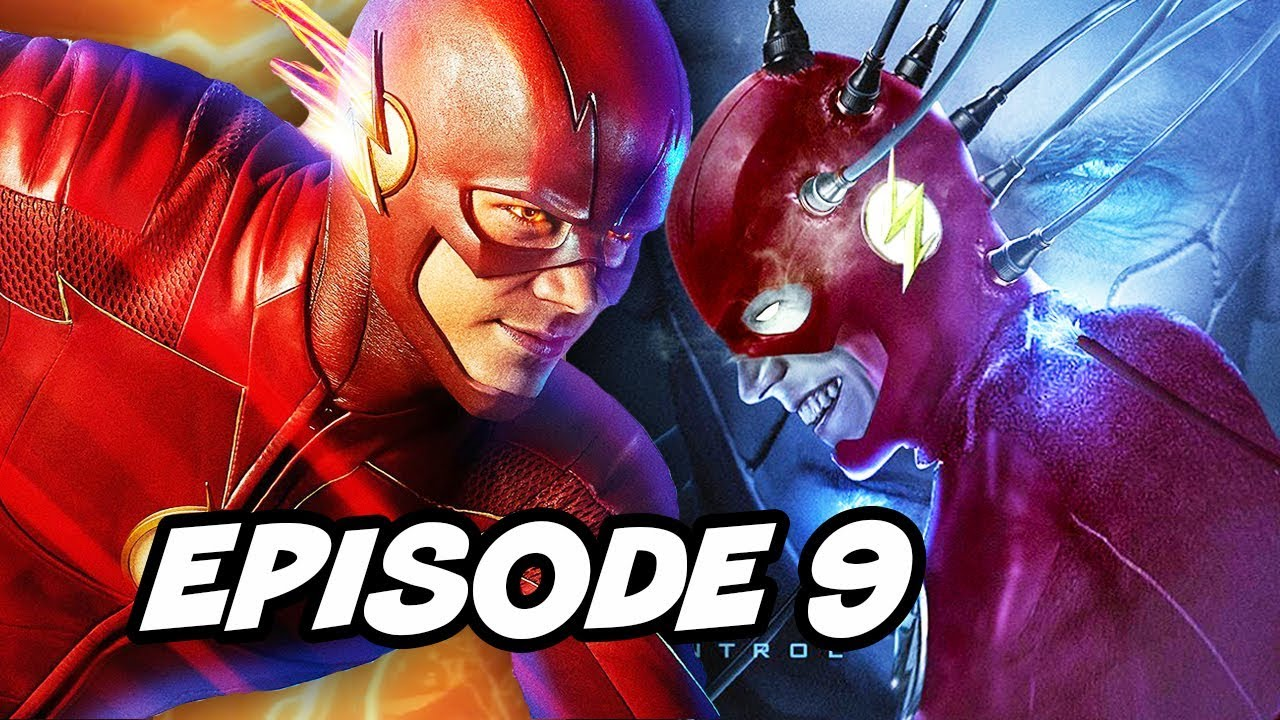 Download The Flash Season 4 Episode 9 - Flash vs Thinker TOP 10 WTF and Easter Eggs