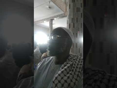 Sermon de vendredi d'imam Zakaria drame que dieu le protège