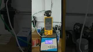 Thermocouple checking & calibration! Accuracy measurement using standard calibrator