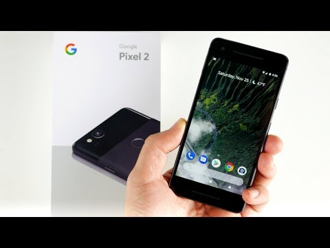 Google Pixel 2 Unboxing & First Impressions!