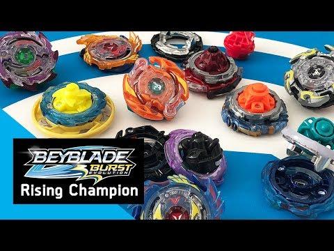 BEYBLADE BURST | Rising Champion Series: Episode 2 | Beyblade Switchstrike Ability Showcase