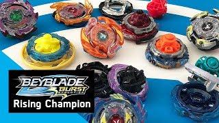 Метал лопнув   висхідний чемпіон серії: Епізод 2   Beyblade і Switchstrike можливість продемонструвати