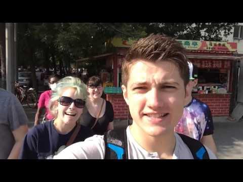 Griffins in Beijing