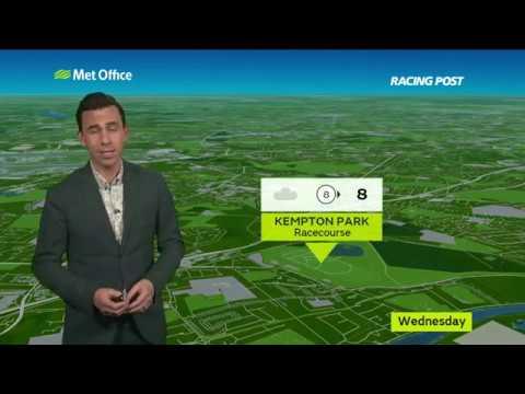 RPweather - Wednesday's forecast