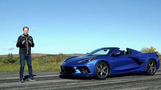 2020 Chevrolet Corvette Stingray Convertible   Could It Be Too Good?