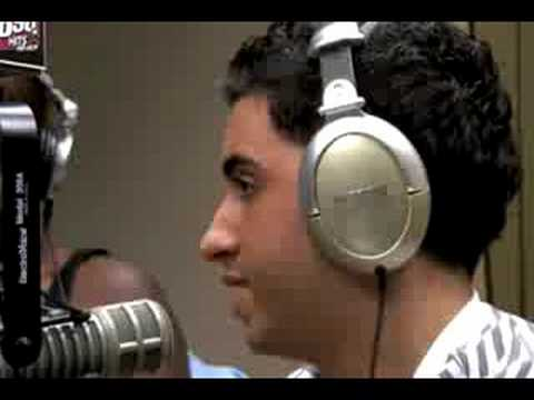 Colby O'Donis Interview w/ B96 Morning Show PT 1