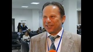 Interview of Academician RAS Professor Aristidis Tsatsakis on 7th channel Krasnoyarsk