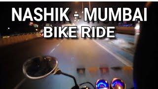 [FASTEST] Nashik to Mumbai Highway | Riding ROYAL ENFIELD Thunderbird 350 | Kasara Ghat - Biker Aman