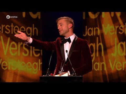 Uitreiking Aanstormend Talent Award | Gouden Televizier-Ring Gala 2015