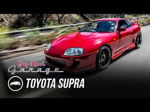1993 Toyota Supra  Jay Leno's Garage