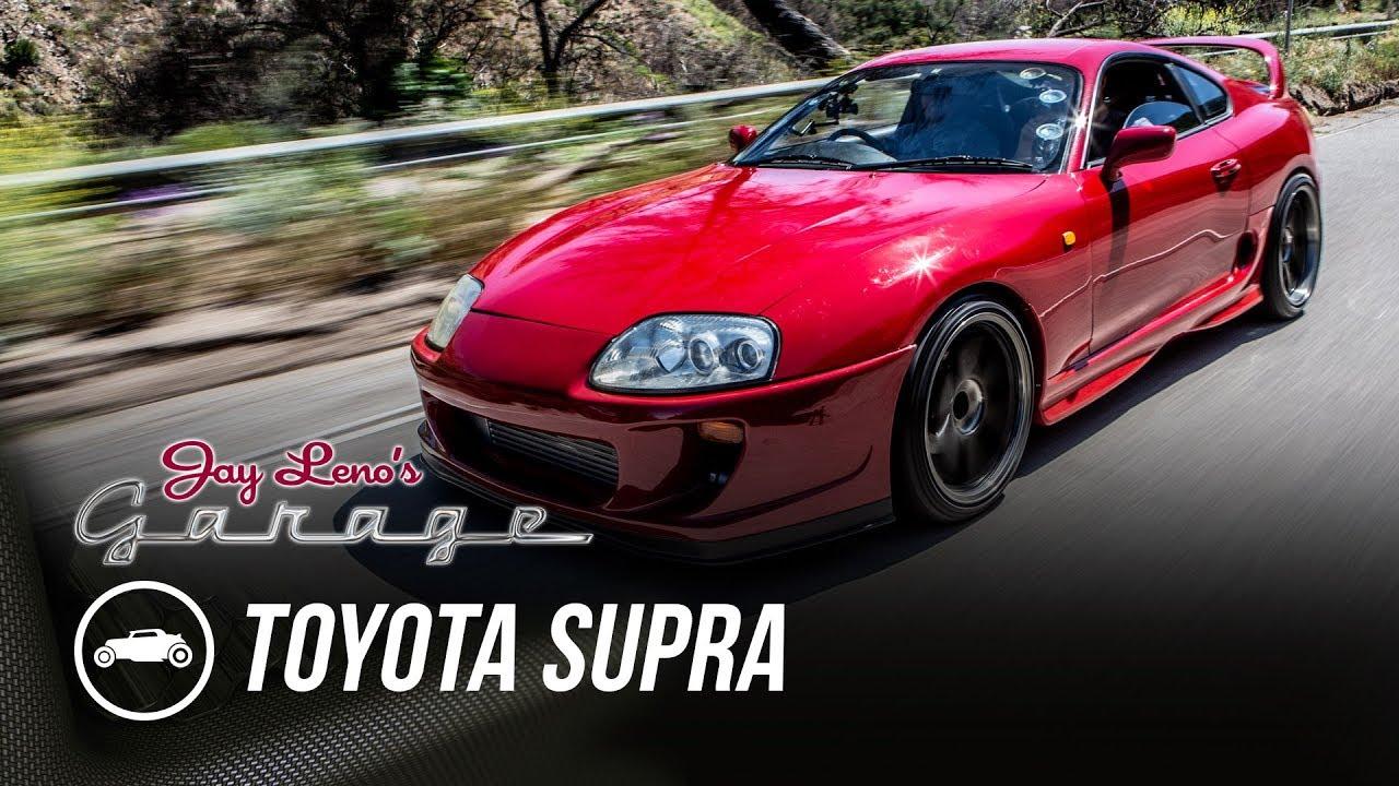 Paul walkers 1993 Toyota Supra - Jay Leno's Garage
