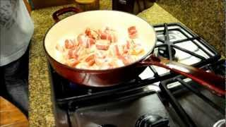 Functional Food Friday: Sauté Of Chicken Livers With Bacon & Mushrooms In A Creamy Sauce