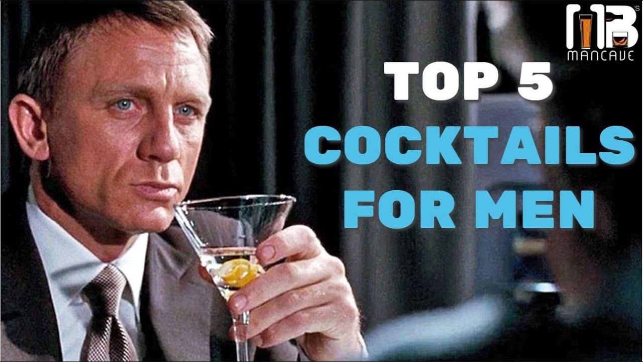 Download Top 5 Cocktails For Men