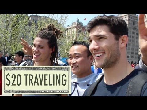 Shanghai, China: Traveling for $20 A Day - Ep 1
