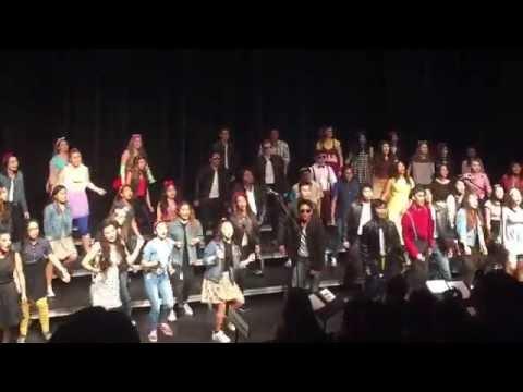 Bishop Gradin Highschool (Calgary) Junior Choir