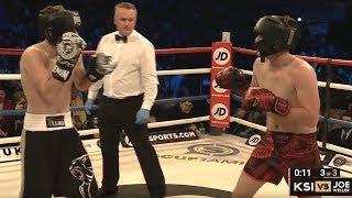 REACTING TO OUR KSI VS JOE WELLER UNDERCARD FIGHT