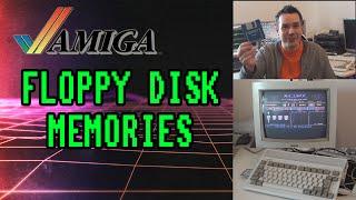 floppy disks amiga memories