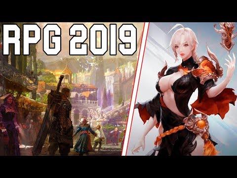Топ Лучших Изометрические MMORPG 2019