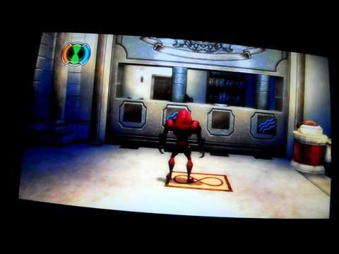 Ben 10 Ultimate Alien Cosmic Destruction Livello 2 Xbox 360.Prima Parte