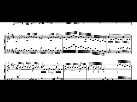 Sinfonia / Three Part Invention in B Minor, No. 15 (J. S. Bach, BWV 801)