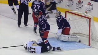 NHL: Stick Breaking Cross Checks/Slashings/Collisions