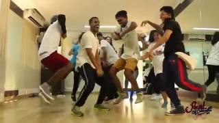 Zing Zing Zingat in Full Style | Sairat | Choreography Workshop by Rajesh Jethwa | REVEL 2016