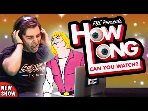 HOW LONG CAN YOU WATCH? (New Show!)