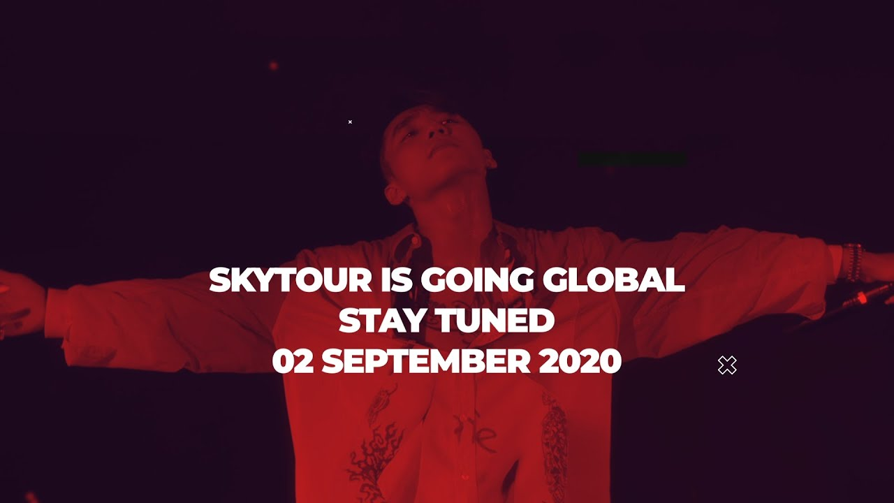 SKY TOUR MOVIE | GOING GLOBAL | STAY TUNED