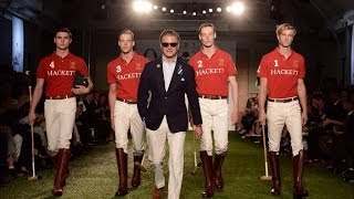 Hackett London SS15 at London Collections: Men