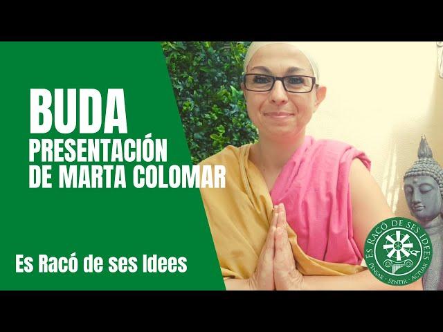 Buda - Marta Colomar (Es Racó de ses Idees)